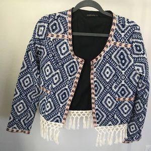 Jackets & Blazers - Boho jacket